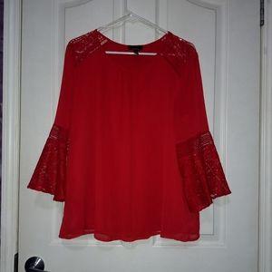 3/4 sleeve blouse, Size XL